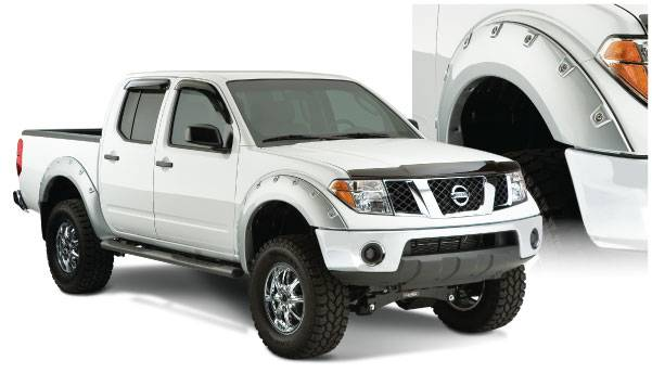 Toyota Extra Care >> 4x4 Parts - Frontier Pocket Style Fender Flares