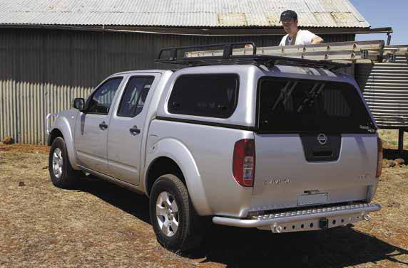 4x4 Parts - Frontier Rear Step Tow Bar AAAB3638030 - Your ...