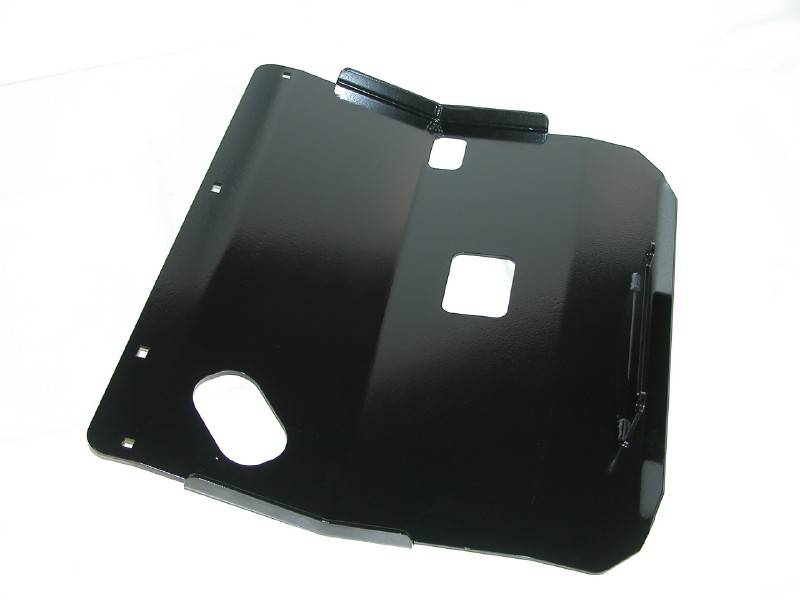 4x4 Parts Skid Row Oil Pan Skid Plate Apspoilskid05frt