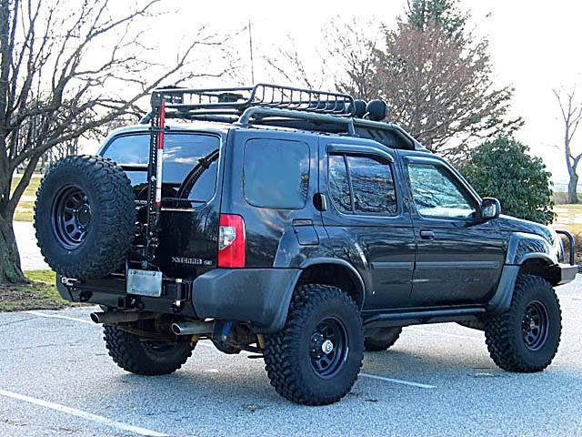 4x4 Parts Xterra Rear Bumper Apssxrearbumpgen1 Your 1