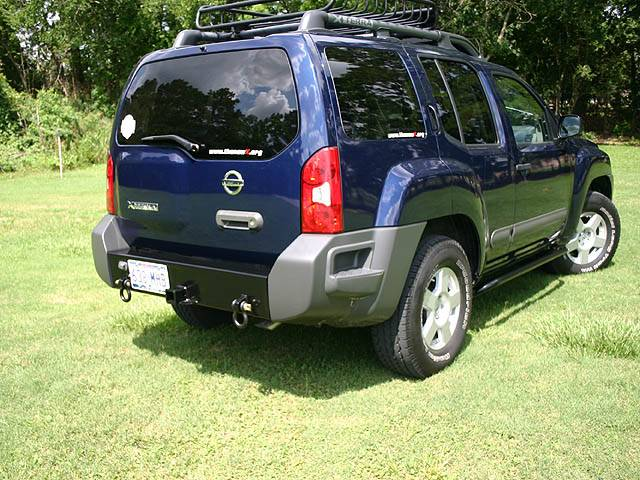 4x4 Parts Xterra Rear Bumper Apsw5xrearbumpbare Your
