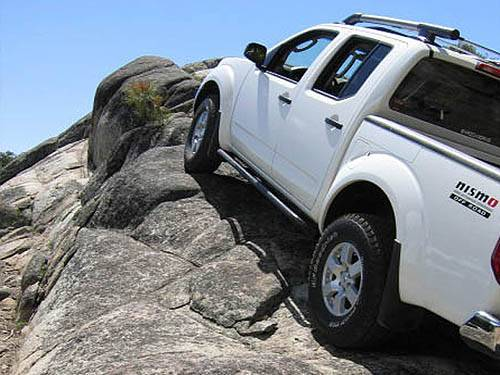 Nissan Frontier Crew Cab >> 4x4 Parts - Frontier Rock Sliders APSWGEN2FRTSLID - Your #1 Source for Nissan Aftermarket Parts!