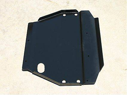 4x4 Parts Frontier Engine Oil Pan Skid Plate