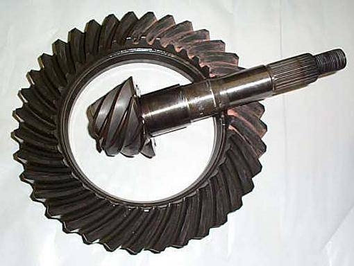 4x4 Parts - 3 36 (3 3) Titan Rear Ring & Pinion DTRPTN33624 - Your #1  Source for Nissan Aftermarket Parts!