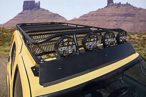 4x4 Parts Xterra Stealth Rack Grxtstl Your 1 Source