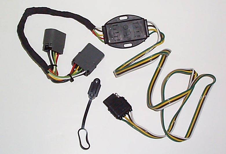 4x4 parts hardbody towing light wiring kit hpvp33505hb. Black Bedroom Furniture Sets. Home Design Ideas