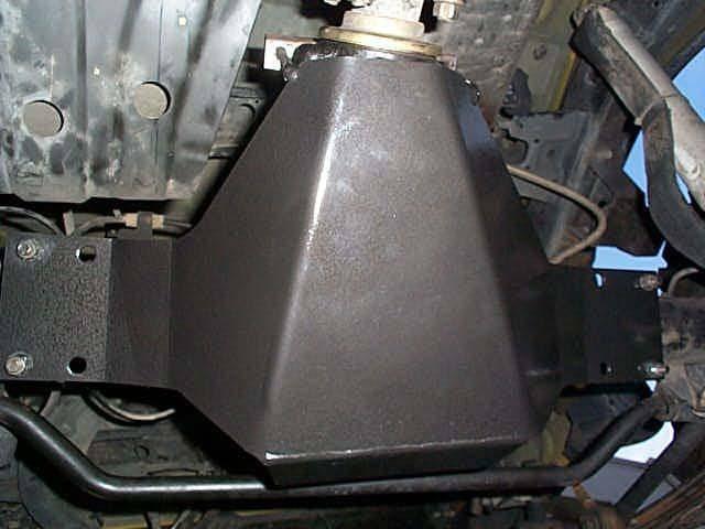 F on 2000 Nissan Xterra Engine