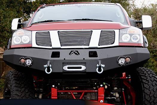 4x4 Parts Titan Winch Bumper Spacff041751titan Your 1