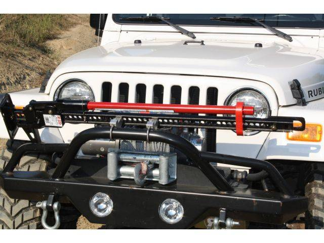 4x4 Parts Hi Lift Adjustable Tube Mount 1 Quot 2 Quot Tghltm700