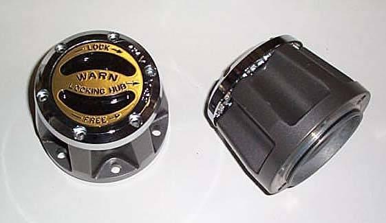 4x4 Parts Warn Premium Manual Locking Hubs Wpwp2815
