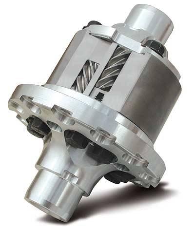 4x4 Parts Frontier Detroit Truetrac Rear Locking