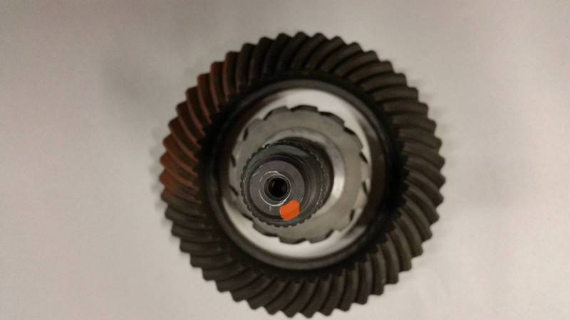 4x4 Parts - 3 36 (3 3) Frontier Rear Ring & Pinion DTRPFTR33C200 - Your #1  Source for Nissan Aftermarket Parts!