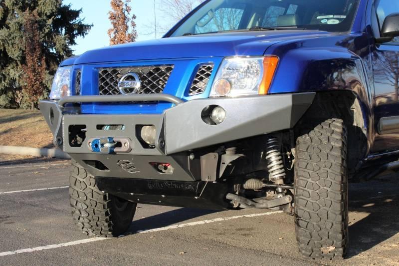 Xterra Aluminum Front Bumper