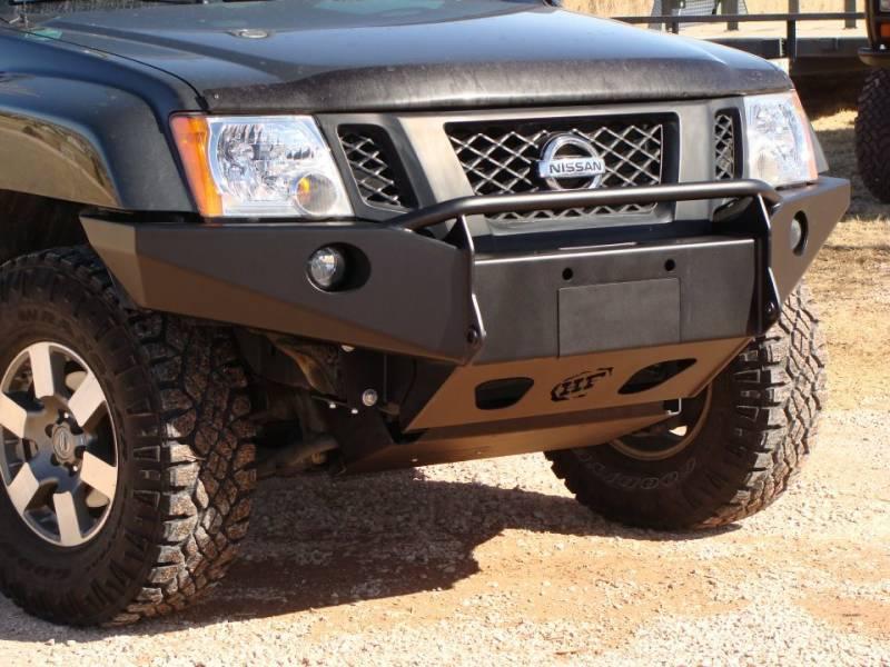Xterra Steel Front Bumper