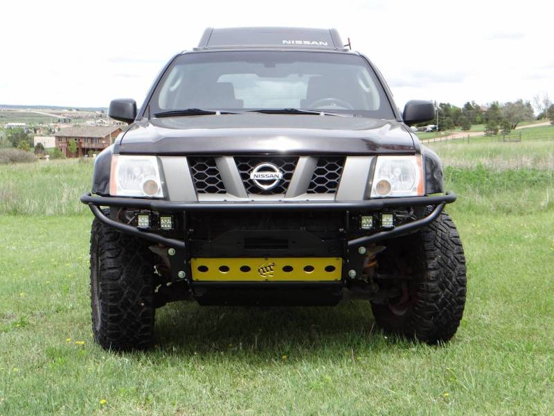 Latest Hummer H3 >> Xterra Front Tube Winch Bumper
