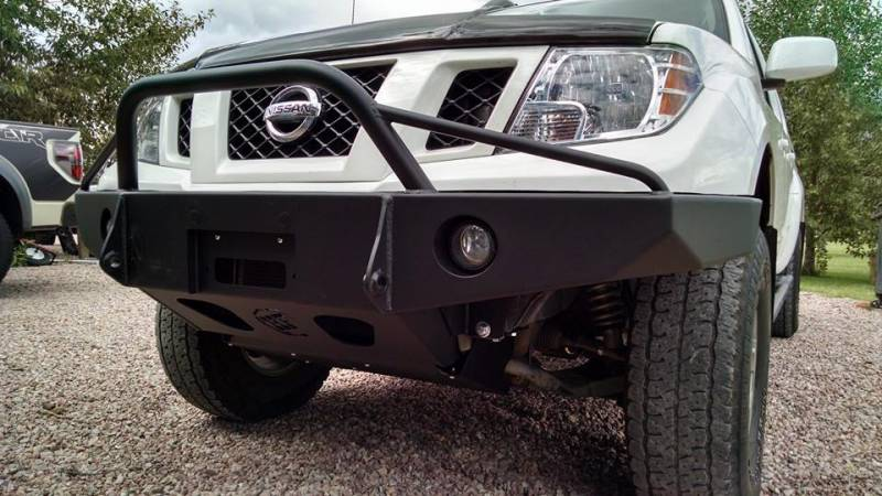 F on Front Bumpers For Dodge Trucks