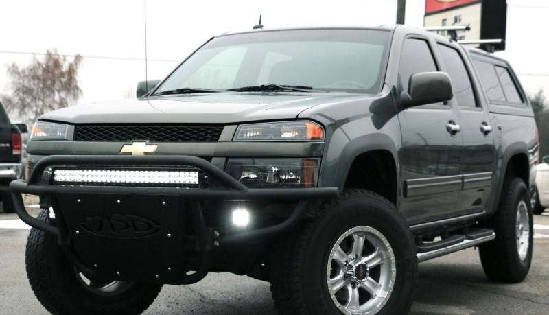Chevy Colorado Canyon Stealth Front Bumper