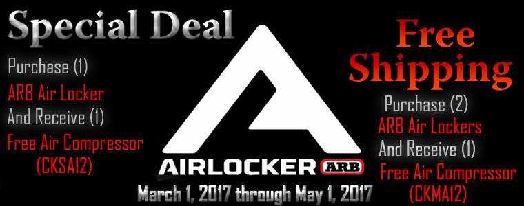 ARB Promotion