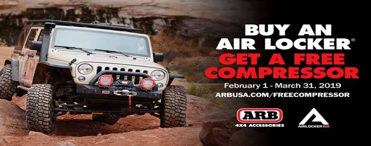 ARB Air Locker Deal