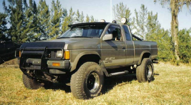 Nissan Mike S Hardbody