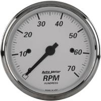 "3-1/8"" 7,000 RPM Electric Tachometer"