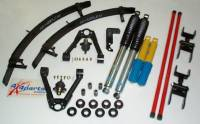 Frontier Articulator Suspension Package With Bilstein Shocks