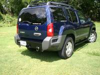 4x4 Parts Xterra Rear Passenger S Side Custom Ladder