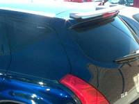 Murano Rear Spoiler Painted