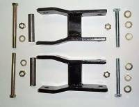 Xterra Rear Lift Shackles