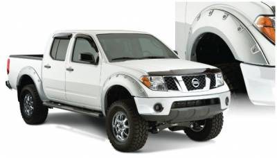 Frontier Pocket Style Fender Flares