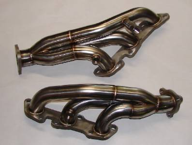 Xterra Headers
