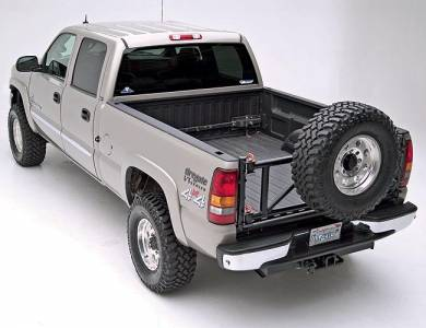 Frontier Rear Tire Carrier