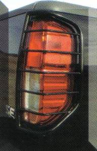 Frontier Tail Light Guards