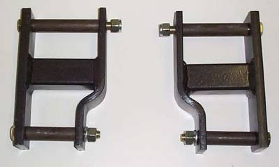 Frontier Rear Lift Shackles