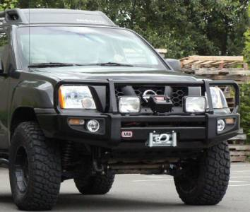 ARB - ARB Xterra Winch Mount Bull Bar