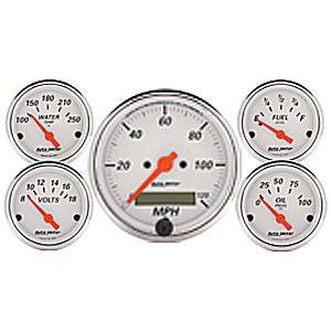Box Kit With Electric Speedometer