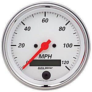 "3-3/8"" Electric Programmable Speedometer"