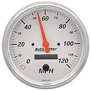 Electric Programmable Speedometer