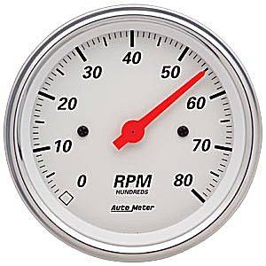 "3-3/8"" Electric Tachometer"