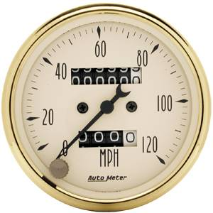 Mechanical Speedometer