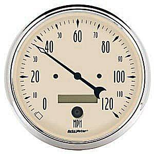 5 Inch Electric Programmable Speedometer