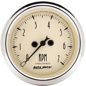 Electric 7,000 RPM Tachometer