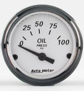 Oil Pressure Gauge 0-100 PSI