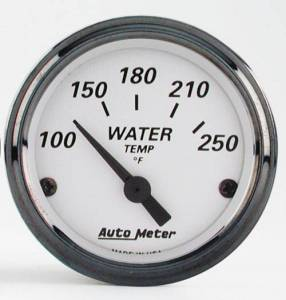 Water Temperature Gauge (100??-250?? F)