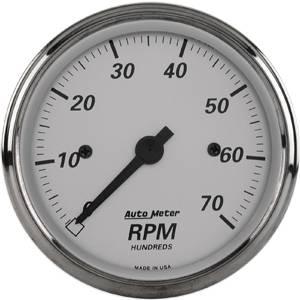 """3-1/8"""" 7,000 RPM Electric Tachometer"""