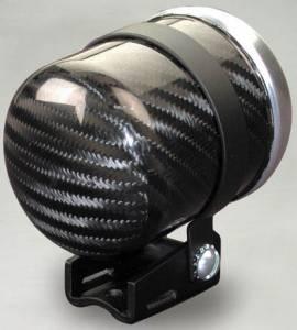 "5"" Carbon Fiber Monster Tachometer Cup"