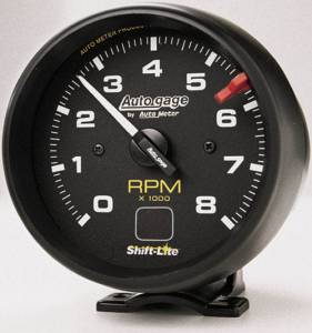 8,000 RPM Shift-Lite Tachometer