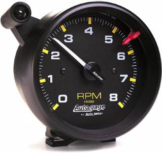 8,000 RPM Tachometer with External Shift-Lite