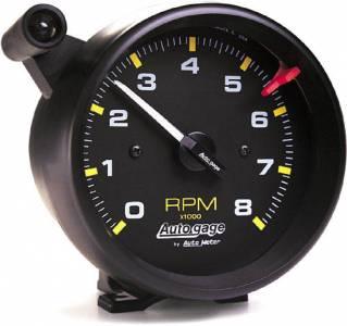 8,000 RPM Tachometer with External Shift-Lite