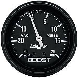 Boost/Vacuum Mechanical Gauge